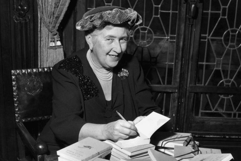 Mystery Disappearance Agatha Christie