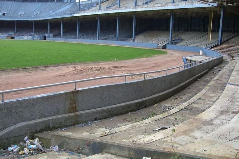 list olympic stadiums abandoned