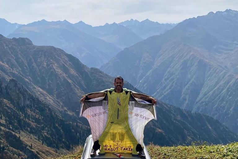 Cengiz Koçak Paraglide Turkey