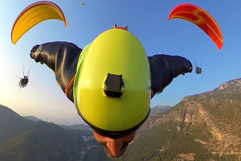 Cengiz Kocak Paraglide Travel