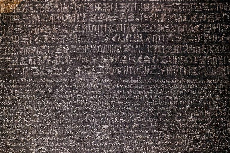 Secret Unlocked Rosetta Stone