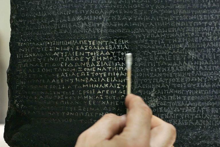 Rosetta Stone Ancient Secrets