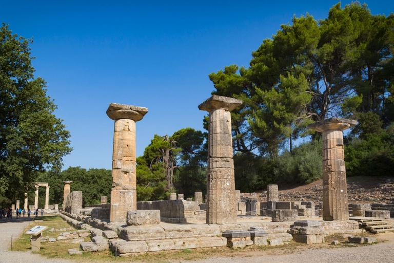 ancient olympics modern differences