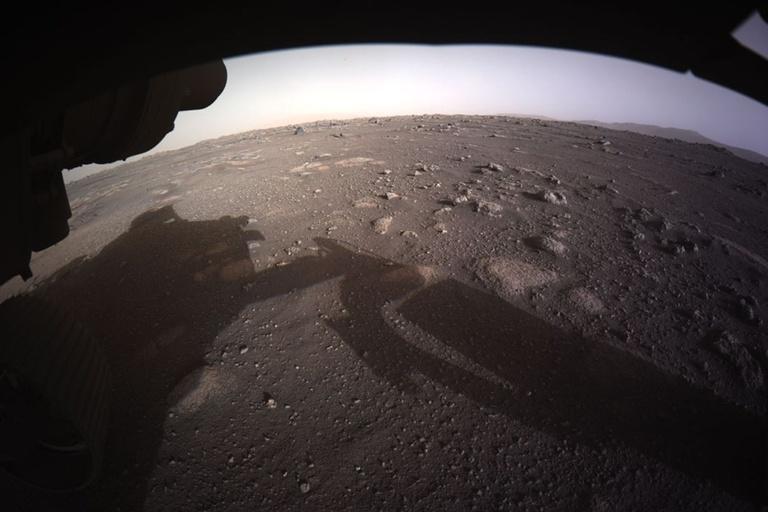 mars rover sample missing