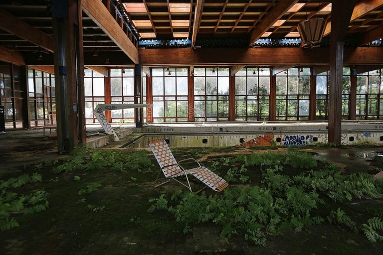 Abandoned Hotel New York