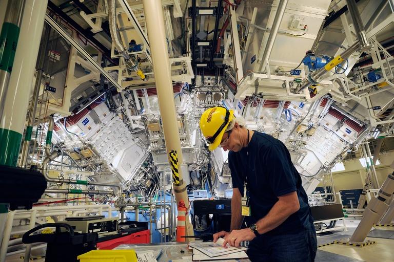 Nuclear Fusion Experiment, Energy