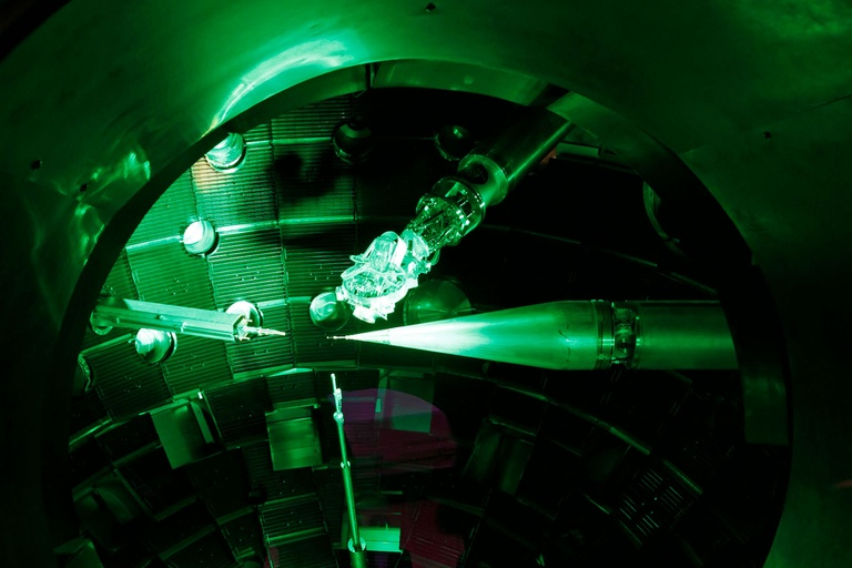 National Ignition Facility Experiment