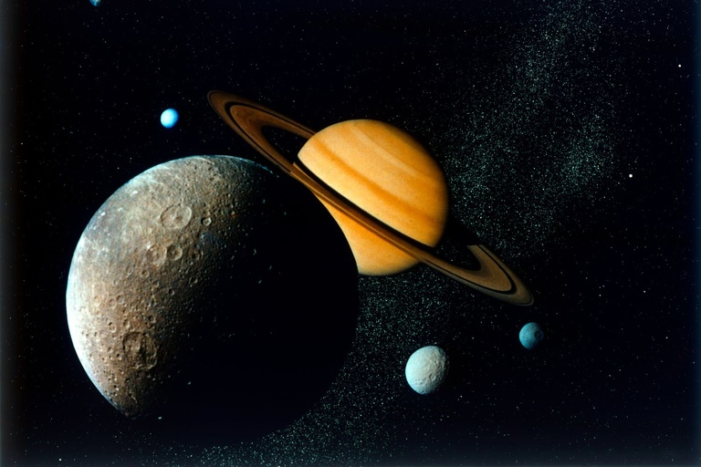 Solar system news, discoveries