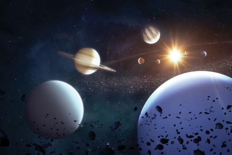 planet definition solar system