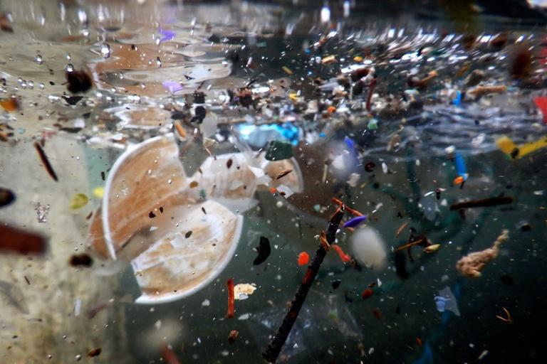 ocean pollution solution, microplastics